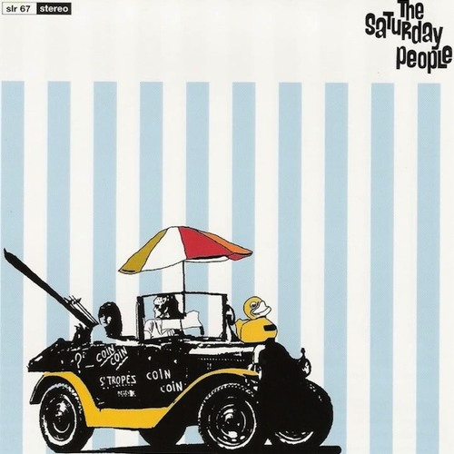 The Saturday People - Slipping Through Your Fingertips