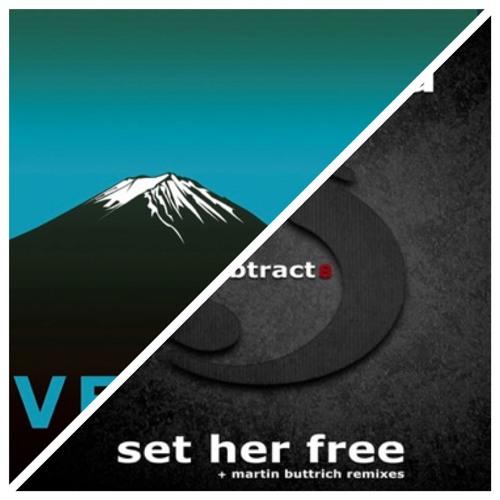 Vermont / Vinayak A - Majestät / Set Her Free Martin Buttrich Remix (Matthias Meyer Edit)