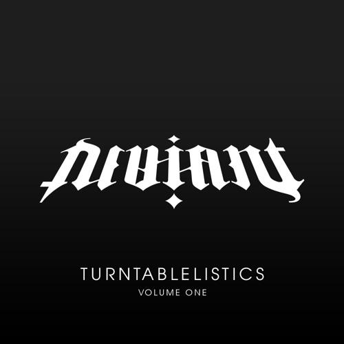 Turntablelistics Vol 1