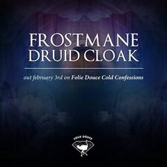 Druid Cloak - Frostmane