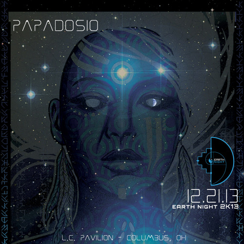 Improbability Blotter - Earth Night 2K13 (12.21.13 - L.C. Pavilion - Columbus, OH)