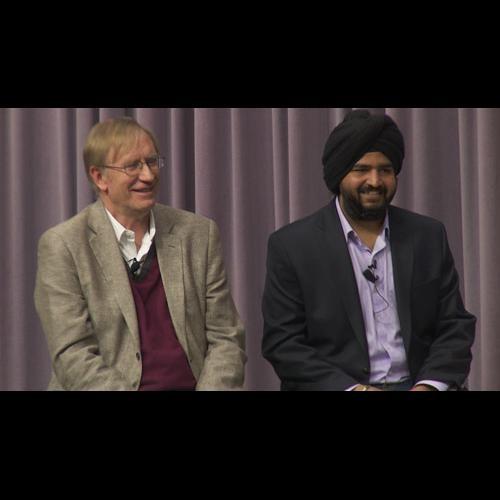 Gurjeet Singh, Gunnar Carlsson, Ann Miura-Ko - Shaping the Future of Data