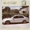 Latrell James - 99 Altima - #TwelveBy16s