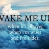 Download Wake Me Up - Madilyn Bailey Cover Mp3