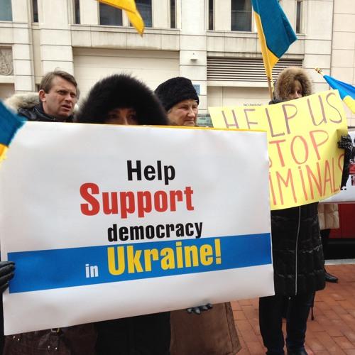 American Ukrainians Picket pro-Yanukovych PR Firms in US Capital. By Eugenia Dalphond. 05 Feb 14