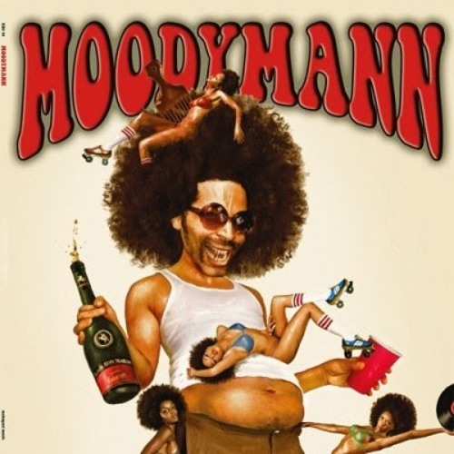 Moodymann - Lyk U Use 2 (Ft. Andrés)