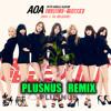 AOA - miniSkirt 짧은치마 [Remix]