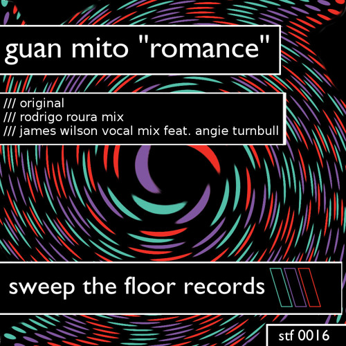 Guan Mito - Romance (James Wilson Vocal Mix ft Angie Turnbull)