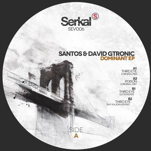 A2. Santos & David Gtronic - Poison (Original Mix) - Preview - SEV006