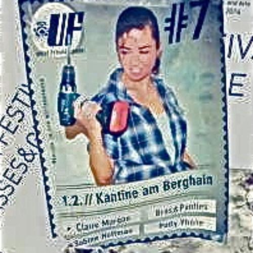 Claire Morgan Live @ Kantine am Berghain, Unter Freundinnen - Feb 2014