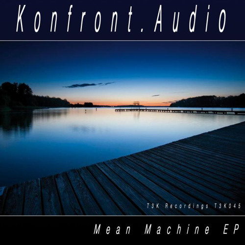 Konfront.Audio : Timeshift (out now on on T3K Recordings)