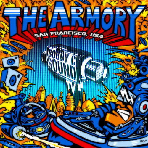 The Armory Podcast - 023 - Bobby C Sound TV