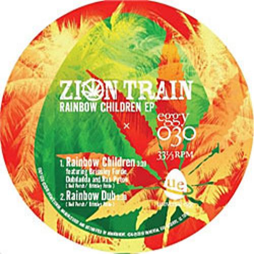Zion Train 'Rainbow Children' (Dirty Dubsters remix )
