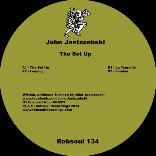 "Robsoul 134/John Jastszebski ""The Set Up"""