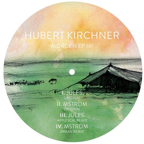 MRG 141 | III. Hubert Kirchner - Jules (Applescal Remix) Preview