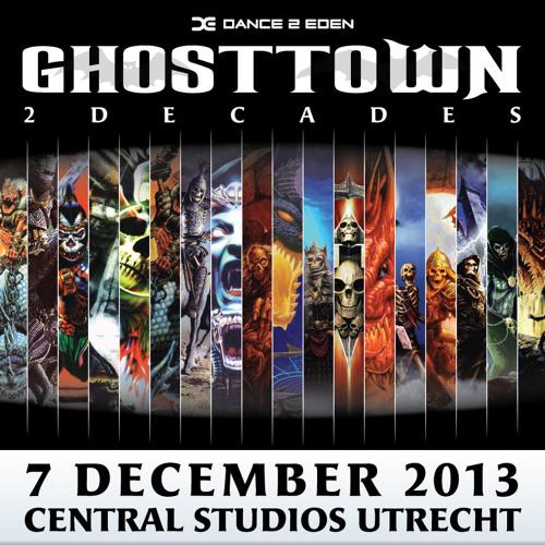 Dr Rude @ Ghosttown 2 decades