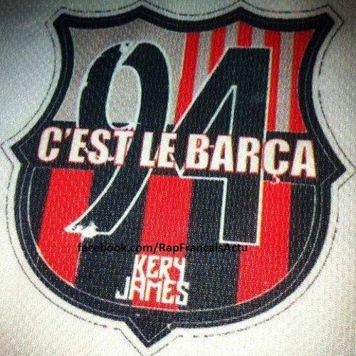 Kery James - 94 C'est Le Barça ( Mario Calabria Trap Edit )