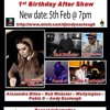 Deeper Sounds 1st B'Day After Show - 05.02.14 - Alexandra Milne, Rob Webster, Wellyington & Pablo C
