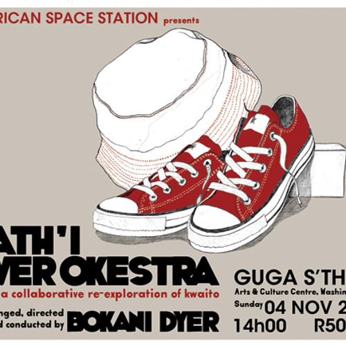Thath'i cover live at Guga S'thebe
