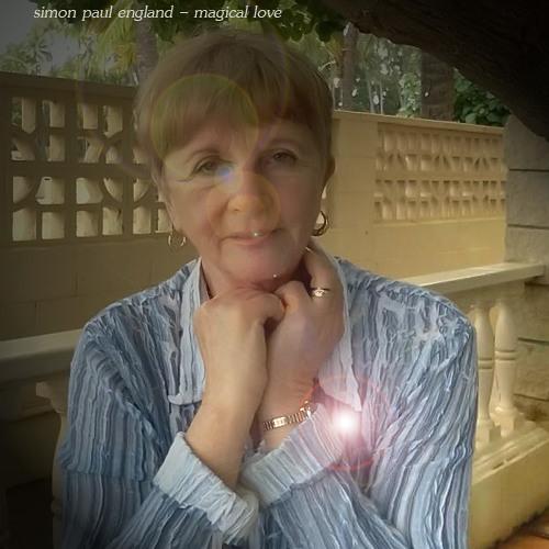simon paul england - magical love - this is for Carol Forsloff