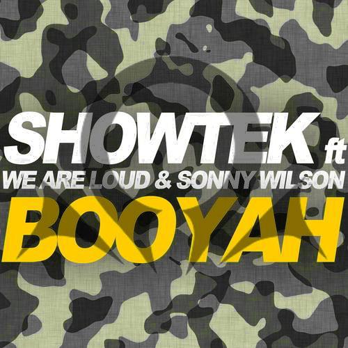 Showtek - Booyah (Omegatypez Kick Edit)