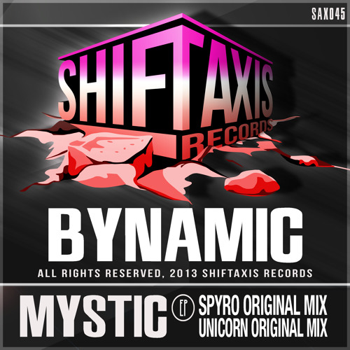 Bynamic - Spyro (Original Mix) [Out Monday On Beatport]