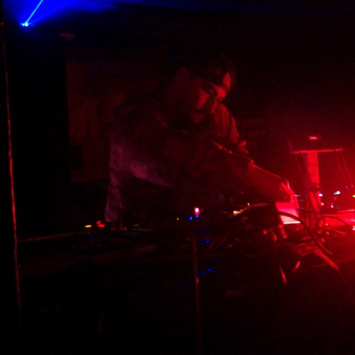 Dj ThunderDnB Live @Church 2-2-2014