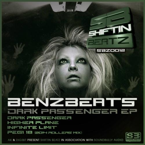 Benzbeats - Dark Passenger - Forthcoming Shiftin Beatz - Release date 17.03.2014!!