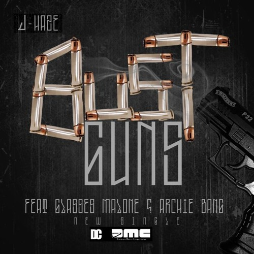 "J-Haze (feat. Glasses Malone & Archie Bang) - ""Bust Guns"" (prod. by Drumma Boy)"
