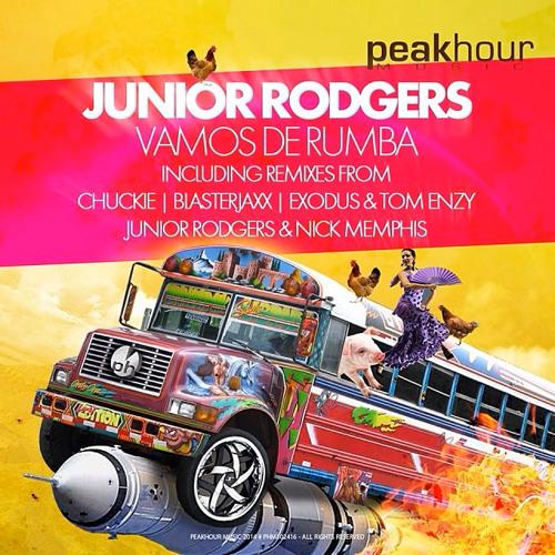 Junior Rodgers - Vamos De Rumba (Junior Rodgers & Nick Memphis Remix)