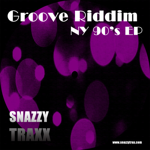 GROOVE RIDDIM - NY 90's EP (STD0004)