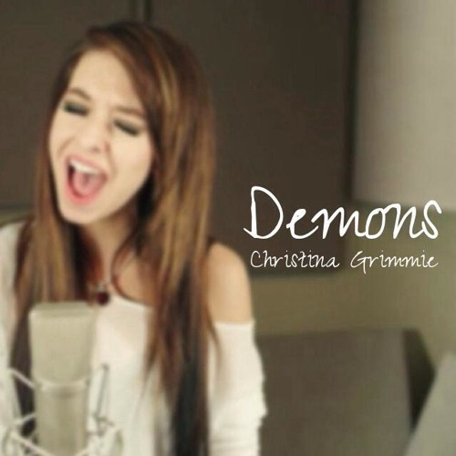 """""""Demons"""" - Imagine Dragons (Cover by Christina Grimmie)"""