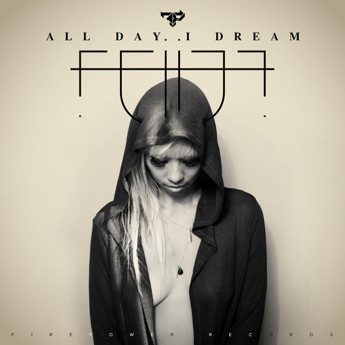 2.  Fei Fei - All Day I Dream (Getter Remix)