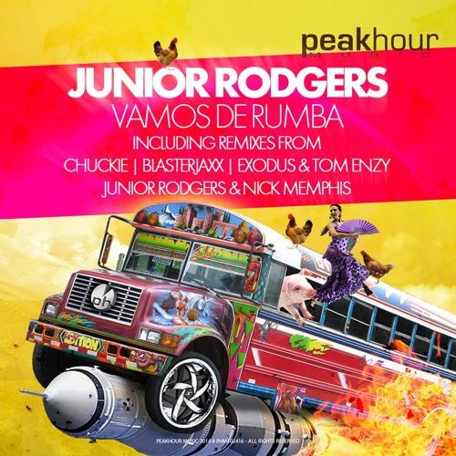 Junior Rodgers - Vamos De Rumba(Junior Rodgers & Nick Memphis Remix) OUT NOW ON BEATPORT!
