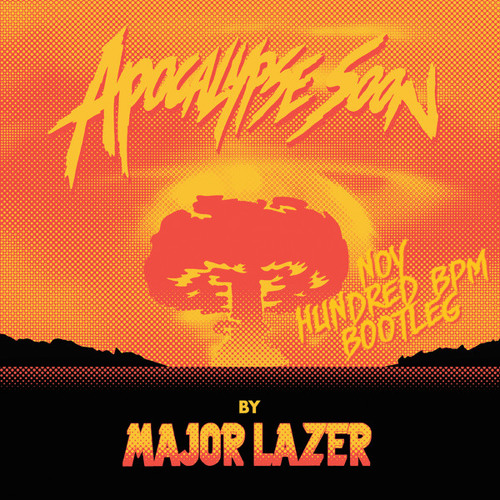 Major Lazer ft. Pharrel Williams - Aerosol Can (Noy 100BPM Bootleg) [FREE DL]