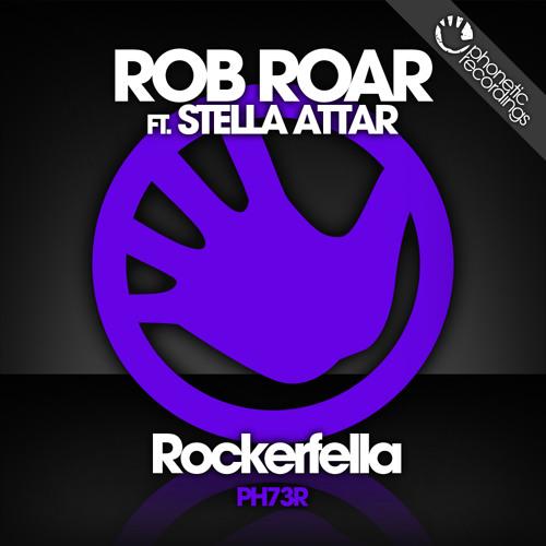 Rob Roar - Rockerfella (Rob Roar's 3AM Mix) OUT NOW