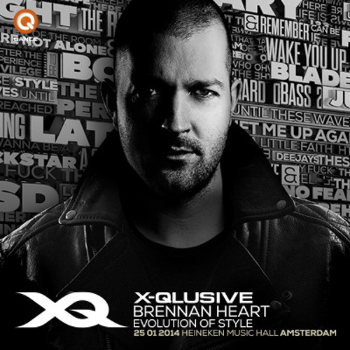 X-Qlusive Brennan Heart | Blackbox | Atmozfears
