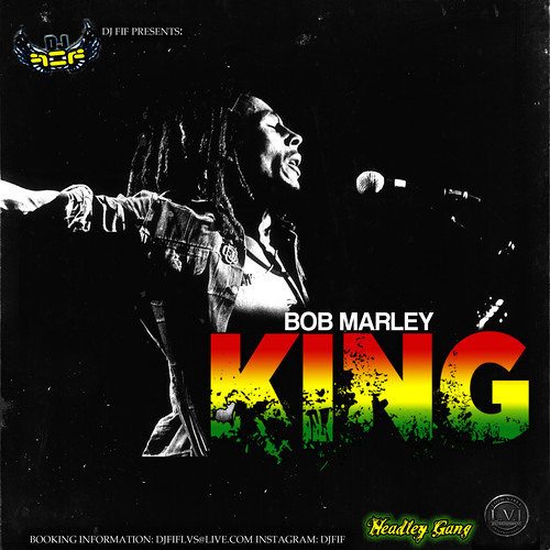 Bob Marley - King Of Reggae (Dj Fif)