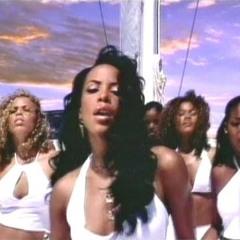 Aaliyah - Rock the boat (LSDXOXO remix)