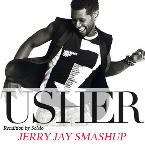 Usher's U Make Me Wanna (Jerry Jay Twerk Edit) 96 BPM