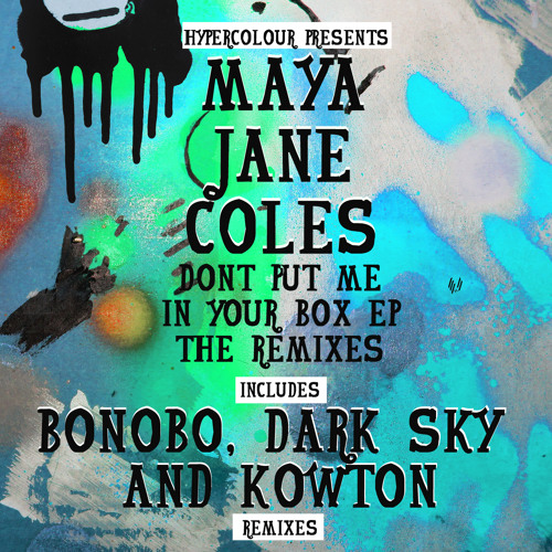 Maya Jane Coles - Something In The Air (Bonobo Remix) (clip)