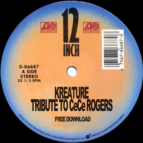 Kreature - Tribute To CeCe [FREE DOWNLOAD]