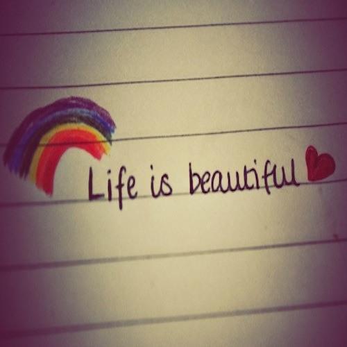 [Uplifting & Motivational ] 'A Beautiful Life'