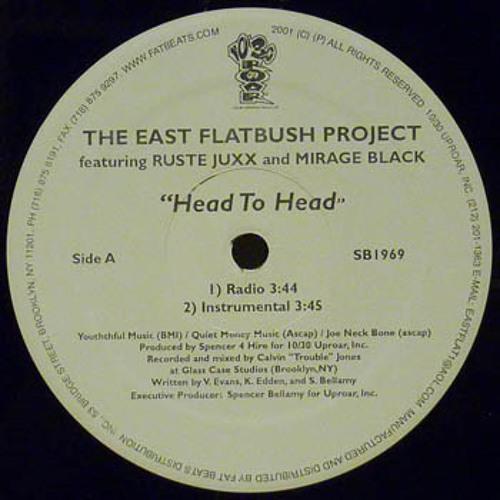 The East Flatbush Project  Head To Head  dude26 RMX