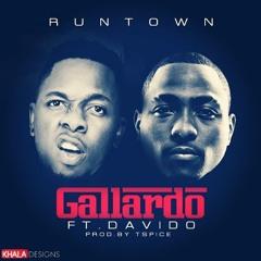 Runtown GALLARDO ft Davido