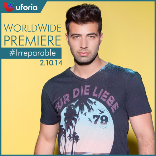 Uforia Premiere (Preview): Irreparable by JenCarlos Canela