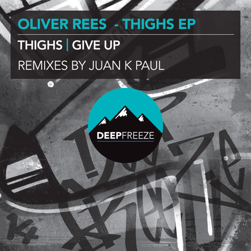 Oliver Rees - Give Up ** Preview **