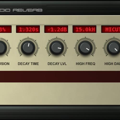 Room Mono-Stereo Fx - Unprocessed