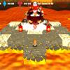 The Boss Fight Music - iSaveU Video Game - Final Battle