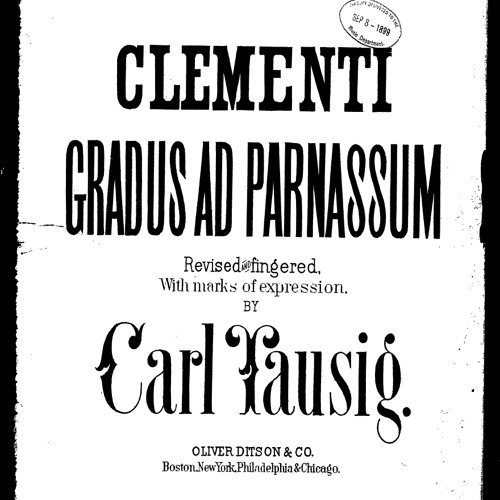 "'Doctor Gradus ad Parnassum' from ""Children's Corner"" by Debussy"